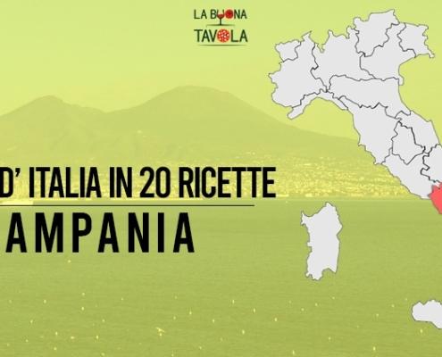 Campania, baccalà